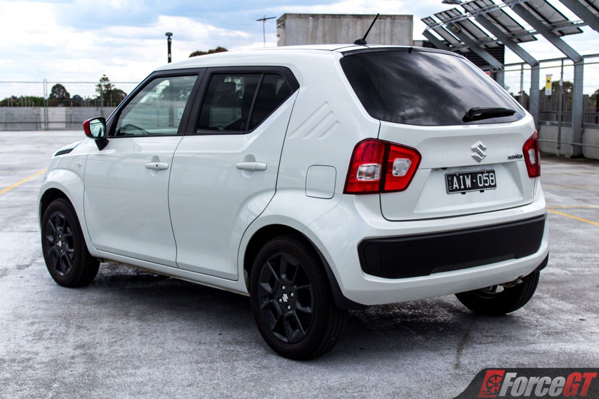 Volkswagen Golf 2019 >> 2018 Suzuki Ignis Review - ForceGT.com