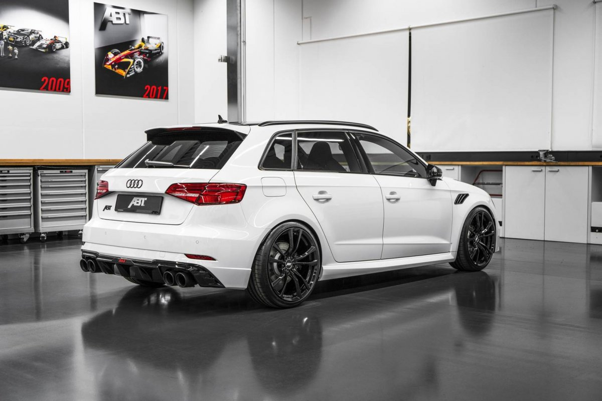 ABT Power R kit boosts Audi RS3 to 368kW - ForceGT.com