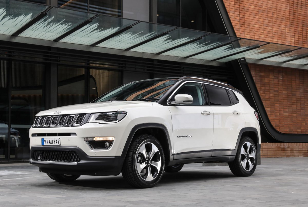 2018 Trackhawk Jeep >> All-new 2018 Jeep Compass lands in Australia - ForceGT.com