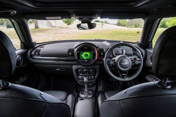 Mini Cooper S Clubman Masterpiece Edition Unveiled