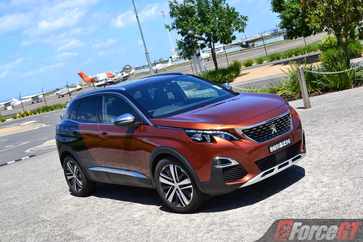 Bmw X2 2018 Dimensions >> 2018 Peugeot 3008 Review - ForceGT.com