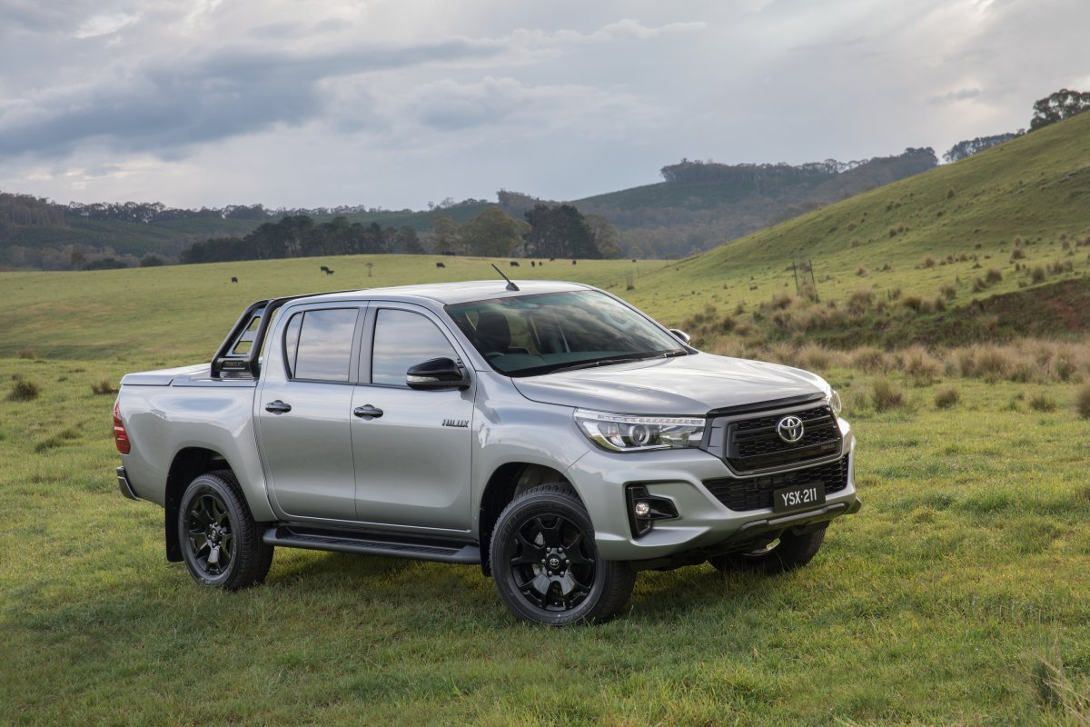 Upcoming Toyota HiLux halo models designed to suit Aussie taste