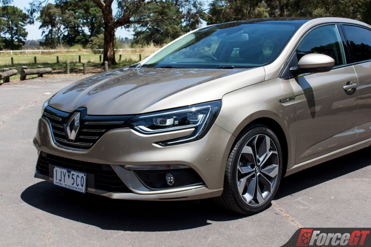 2018 Renault Megane Sedan Review - ForceGT.com
