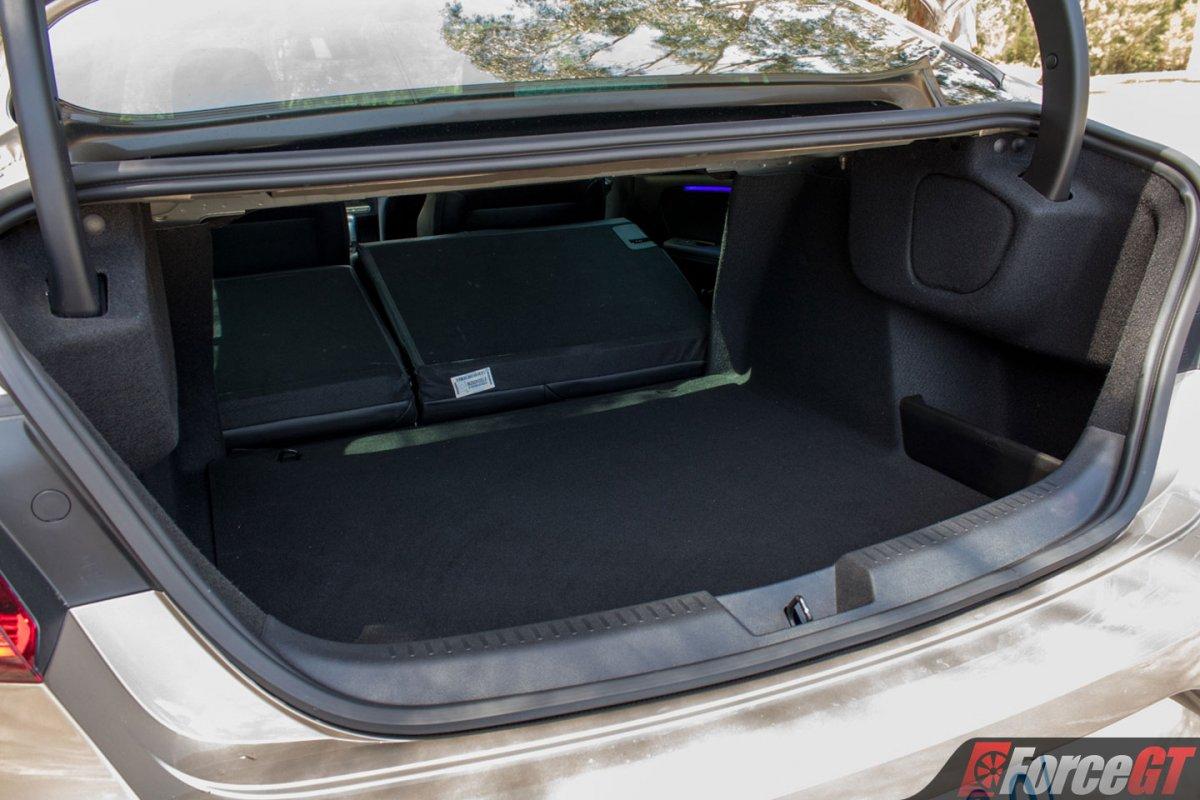 2018 Renault Megane Sedan Review Forcegt Com