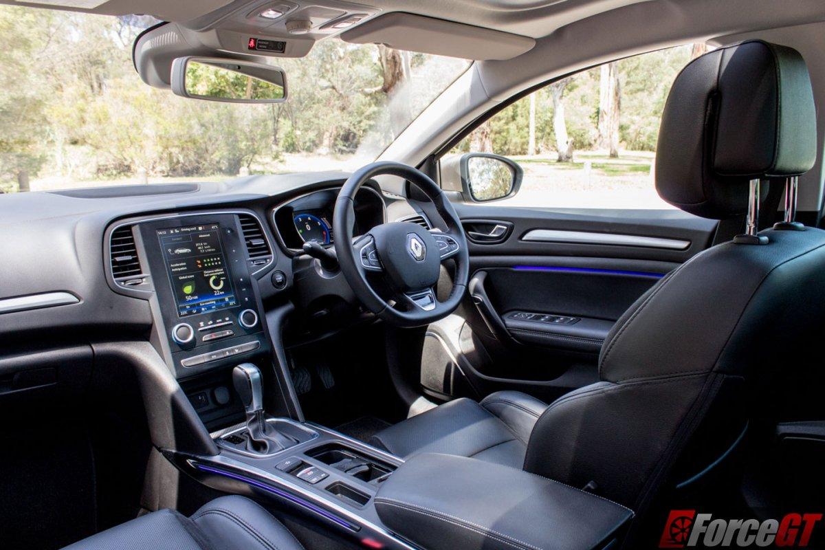2018 Renault Megane Sedan Review - ForceGT.com