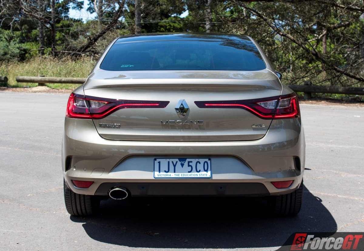 2018 Renault Megane Sedan Review Forcegt Com