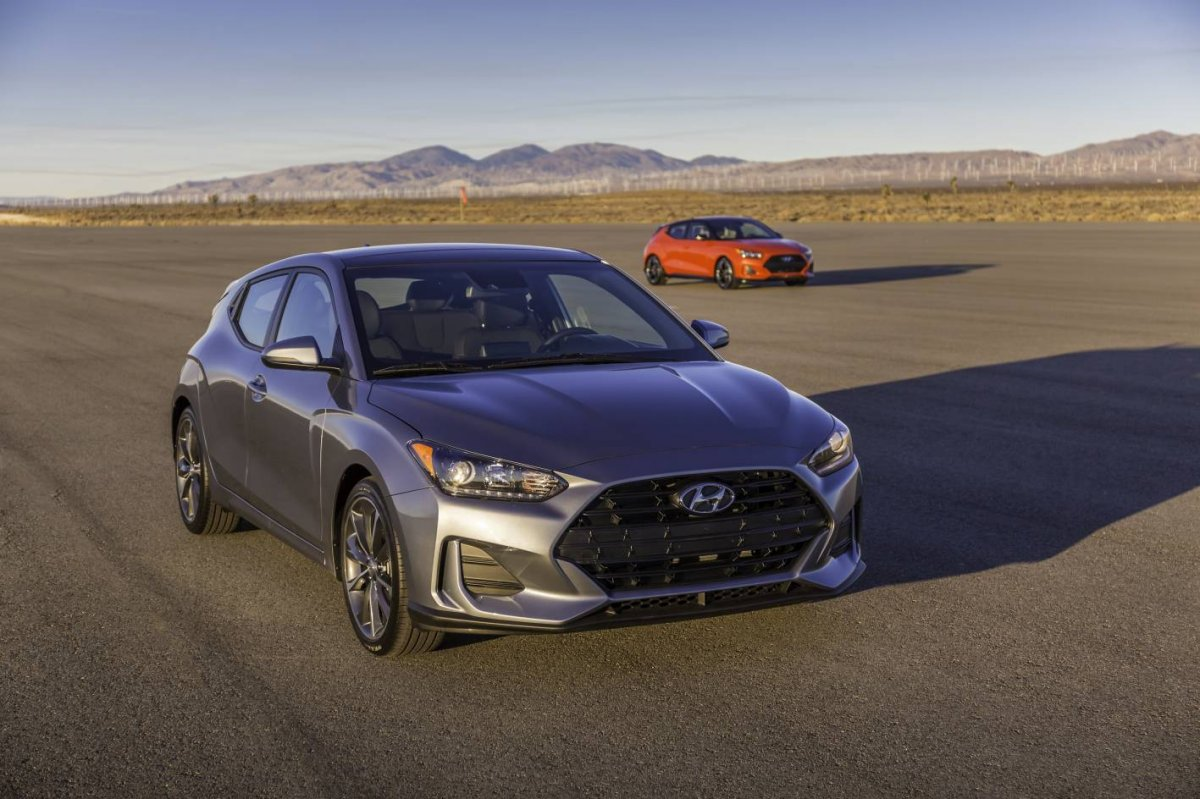 2019 Hyundai Veloster And N Officially Unveiled Turbo Intercooler The 20 Litre Petrol Engine In Entry Level Now Uses Atkinson Cycle At Low Load For Better Efficiency Lower Emissions