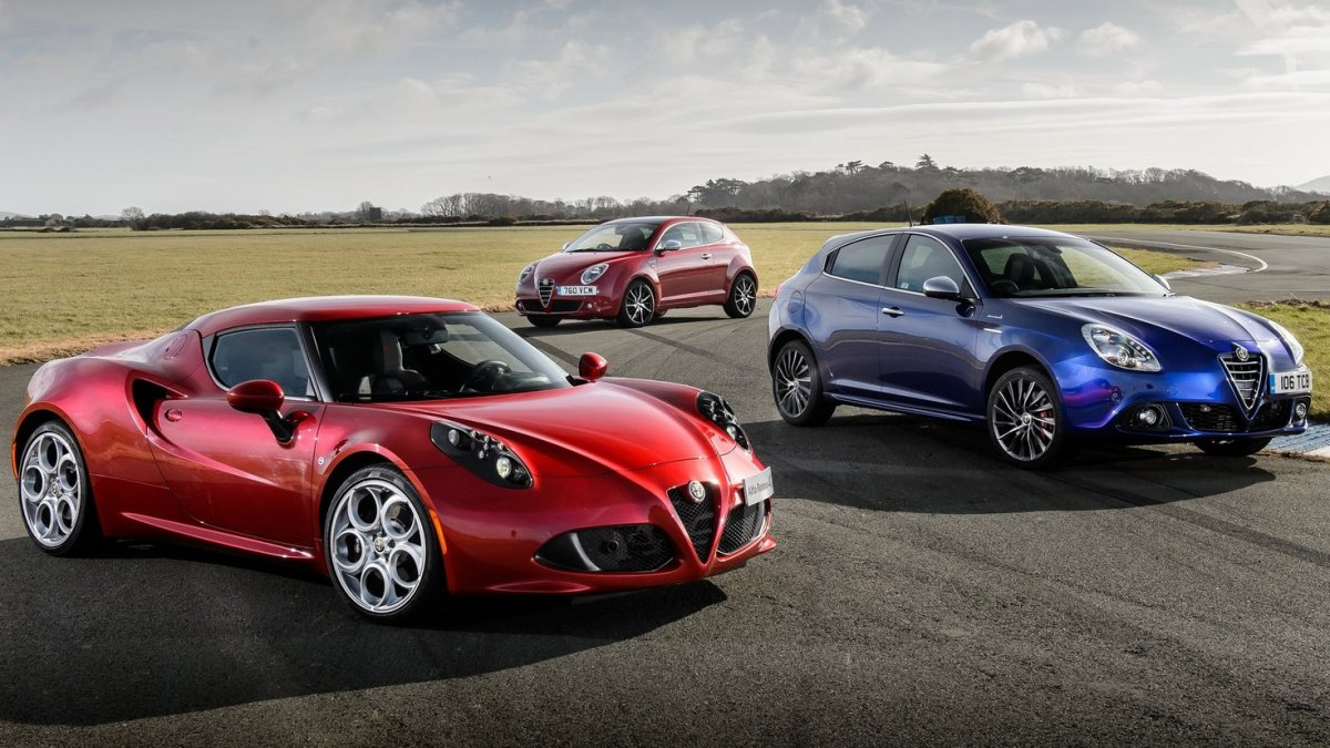Alfa Romeo Planning Next Generation Giulietta And 4c