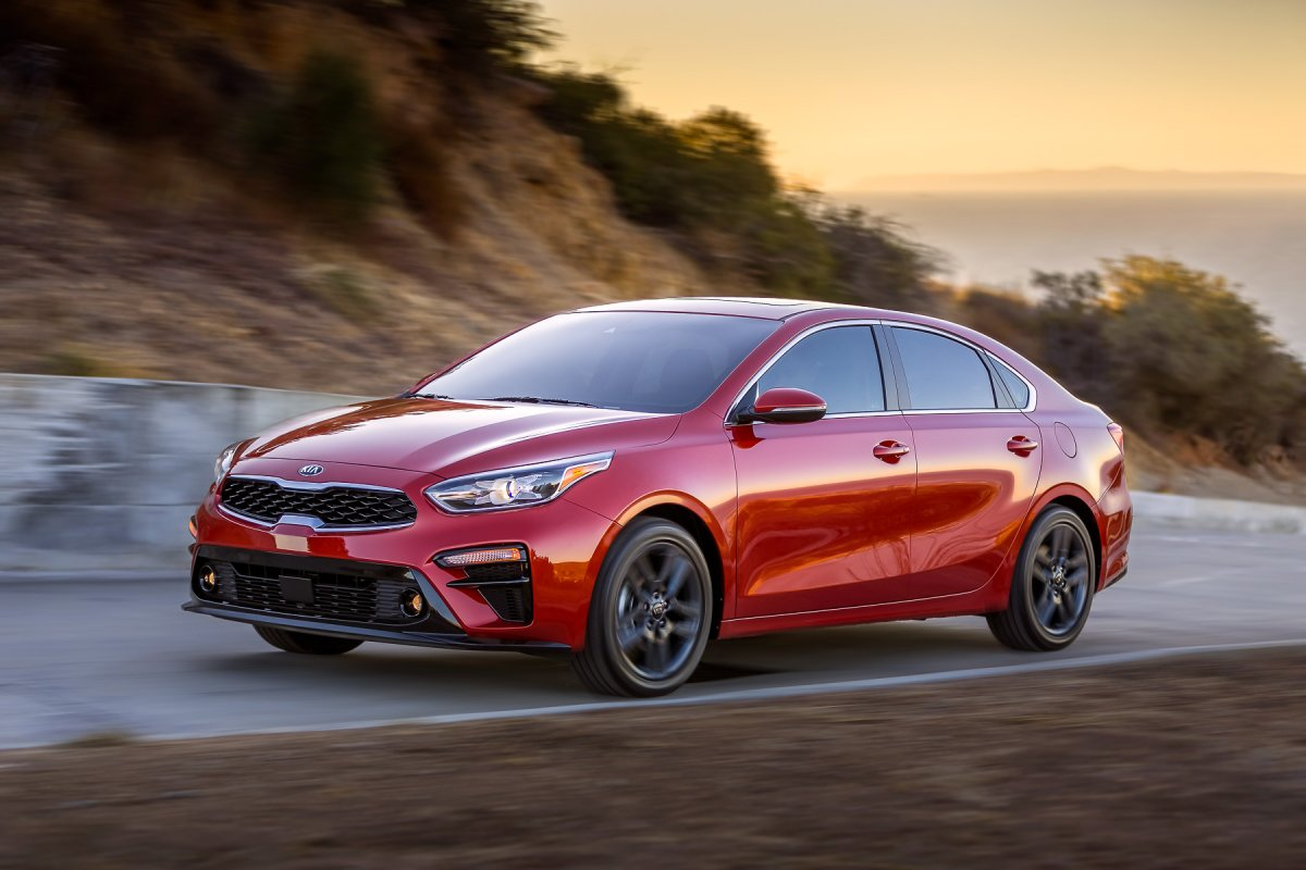 2019 Kia Cerato steps up in size and sophistication ...