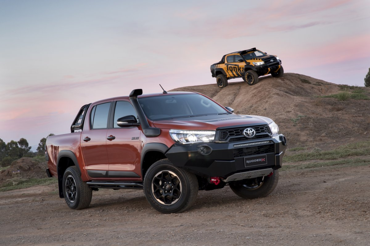 Discovery Sport 2019 >> 2018 toyota hilux rugged x - ForceGT.com