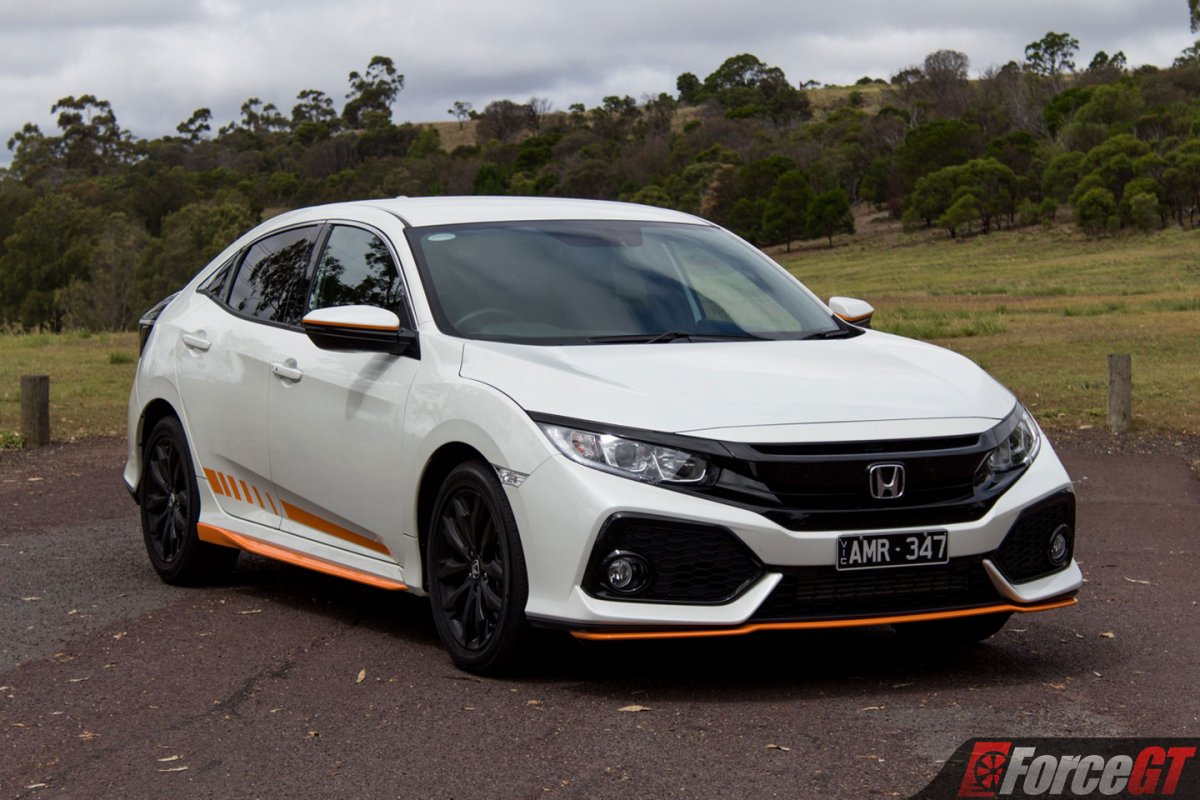 honda civic hatch vti  orange edition review forcegtcom