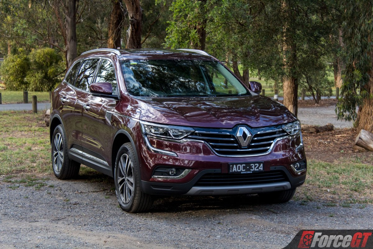 2018 Renault Koleos Intens Diesel Review - ForceGT.com