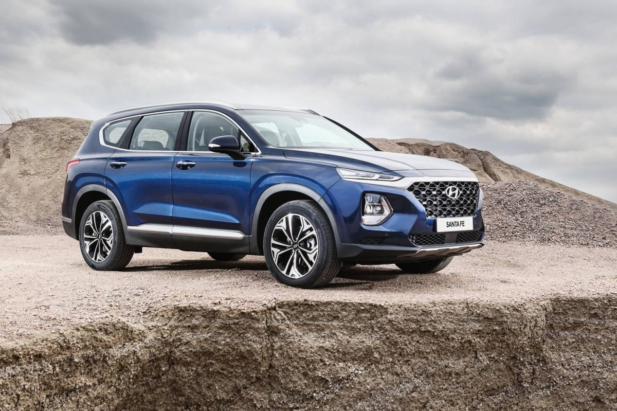 First Look 2019 Hyundai Santa Fe Forcegt Com