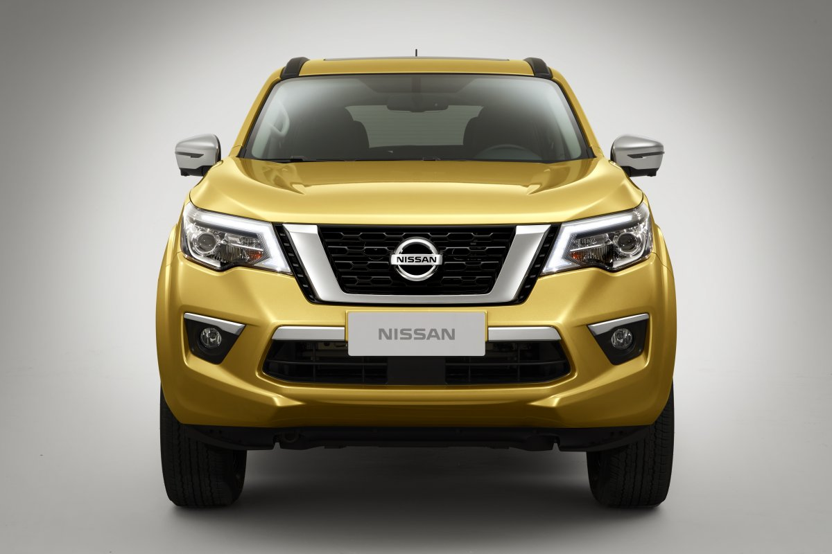 All-new Nissan Terra to take on Toyota Fortuner and Ford ...