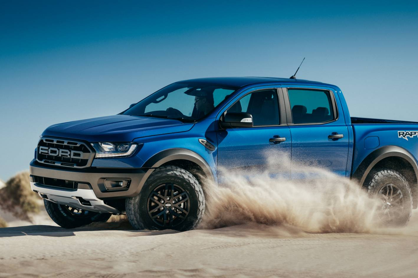 2018 Ford Ranger Raptor unleashed - ForceGT.com