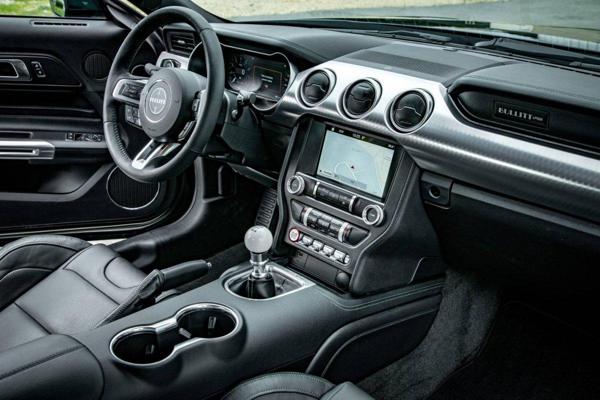 Subaru Forester 2019 Review >> 2018 ford mustang bullitt interior - ForceGT.com