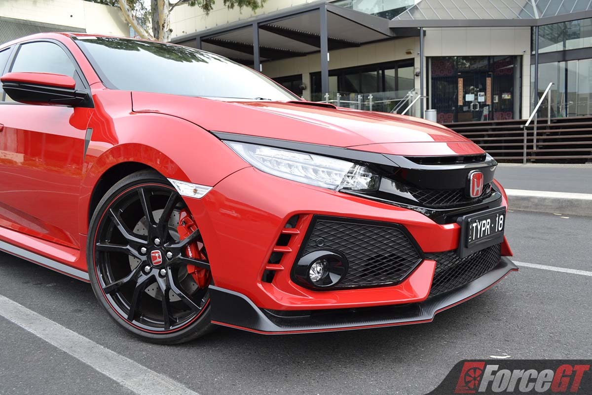 2018 Honda Civic Type R Review - new hot hatch benchmark ...