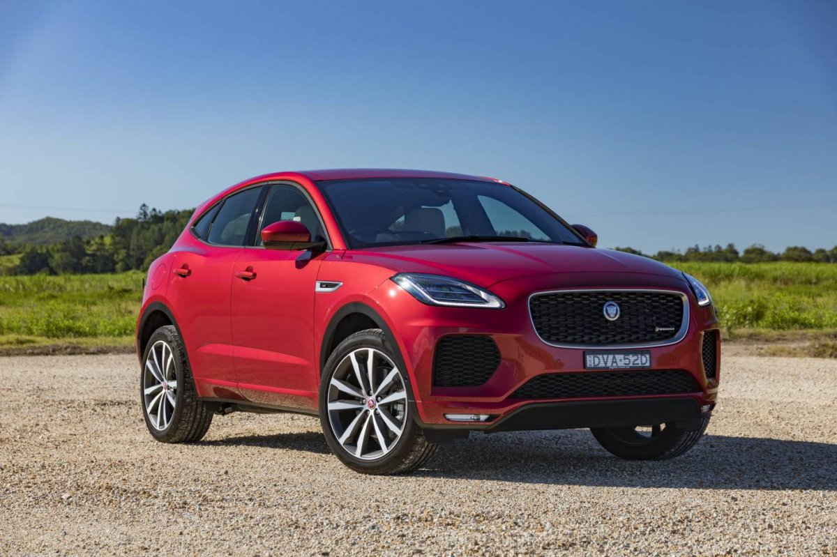 Compact Suv Australia >> Jaguar E-PACE compact SUV launches in Australia from $47,750 - ForceGT.com