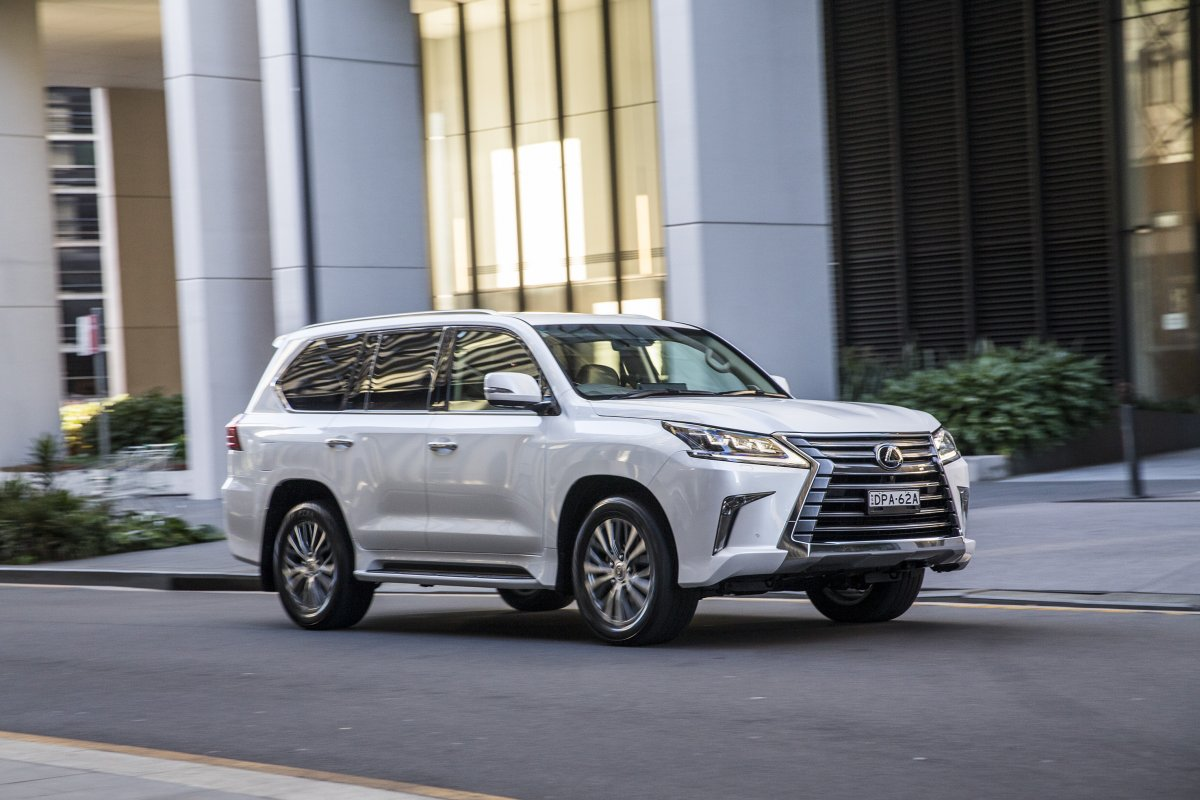 Lexus Lx Now Available With Twin Turbo V8 Diesel Forcegt Com