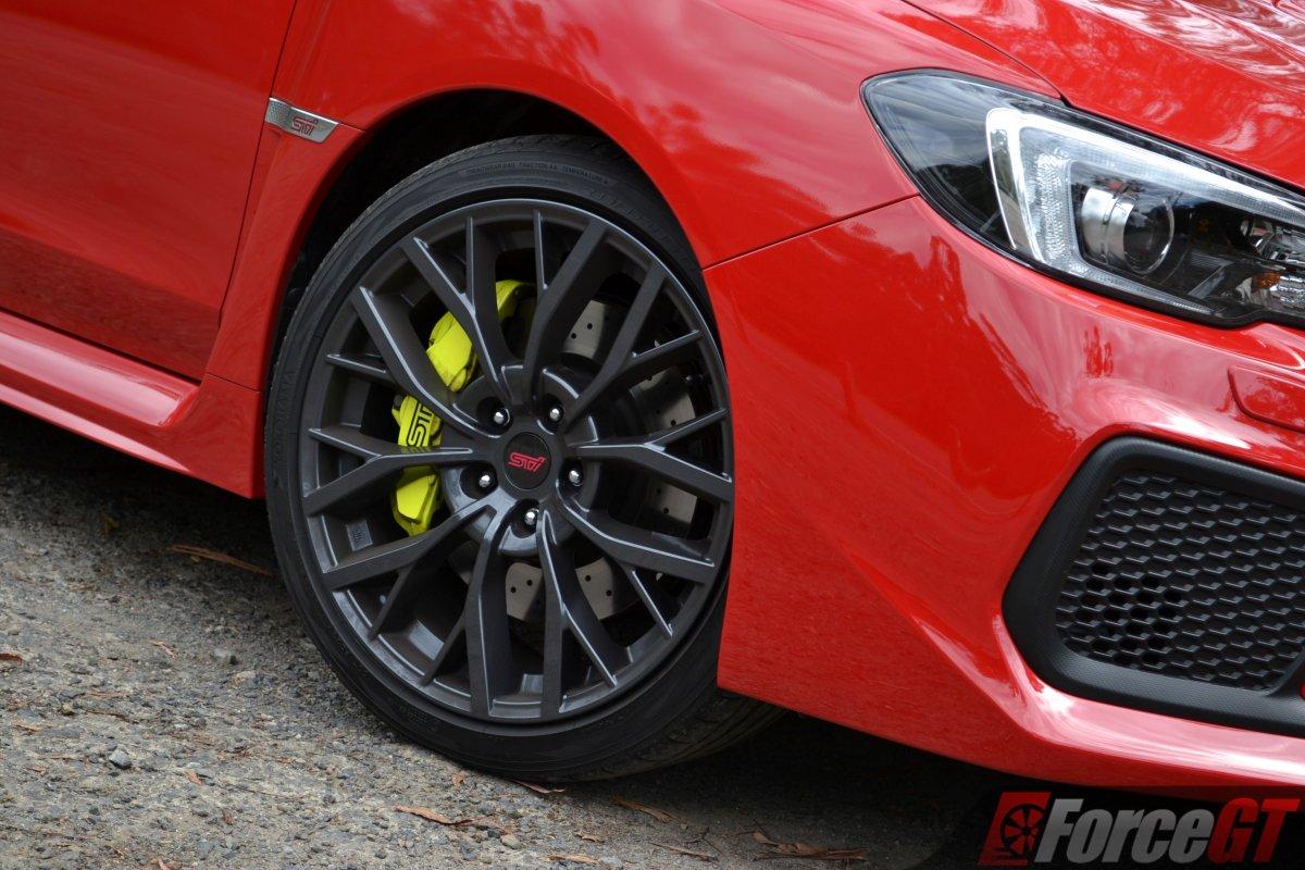 2018 subaru wrx sti spec r 19 inch wheel forcegt com2018 subaru wrx sti spec r 19 inch wheel
