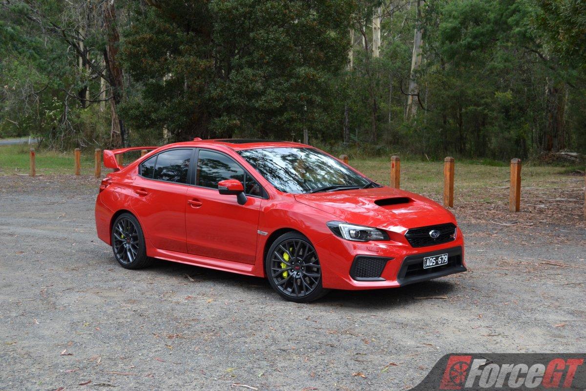2018 Subaru Wrx Sti Spec R Review Forcegt Com