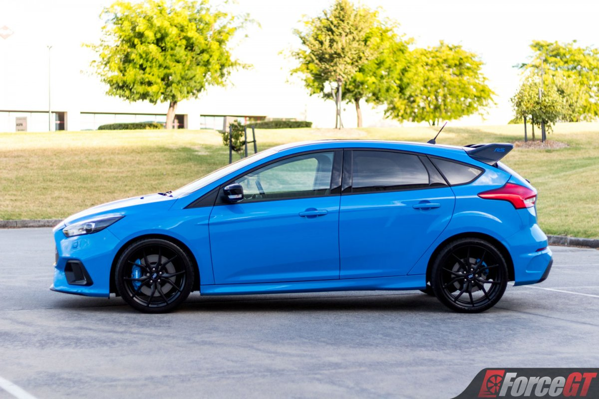 ford focus rs limited edition review forcegtcom
