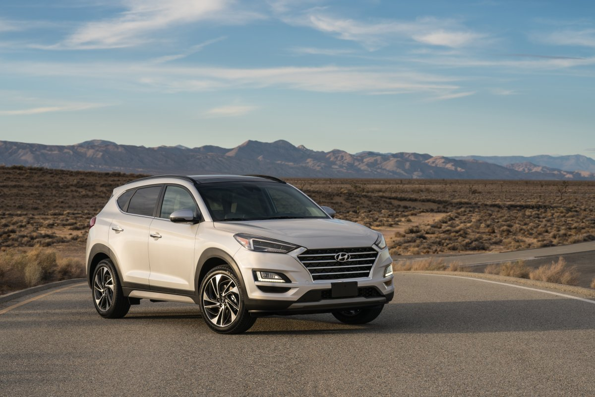 Updated 2019 Hyundai Tucson gains sharper look and more ...