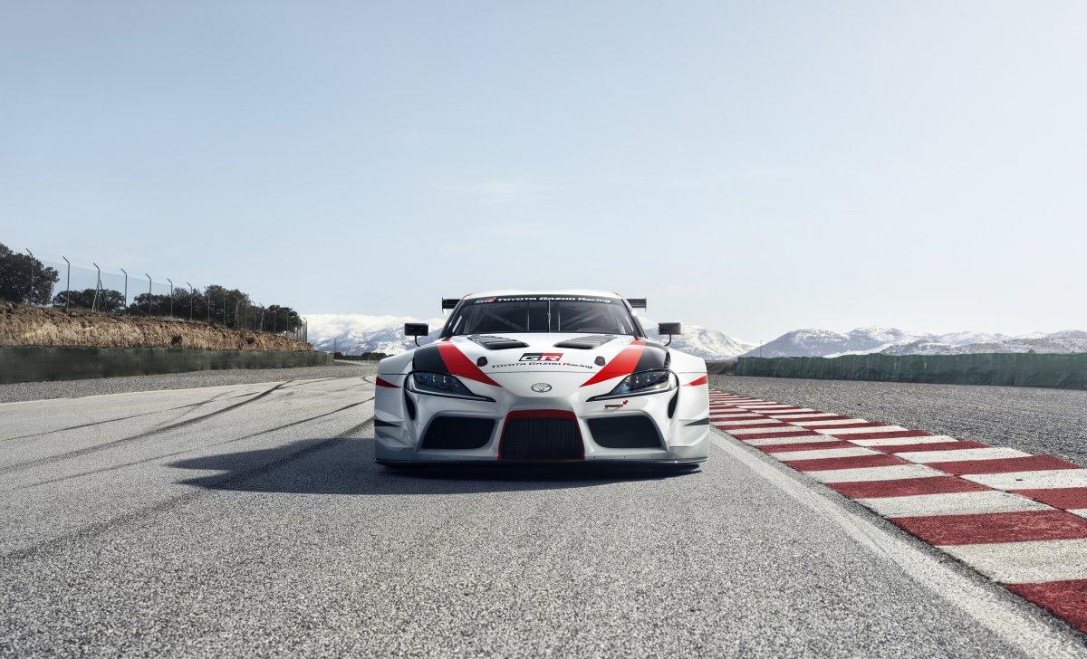 Subaru Forester 2019 Review >> 2019-toyota-gr-supra-racing-concept-1 - ForceGT.com