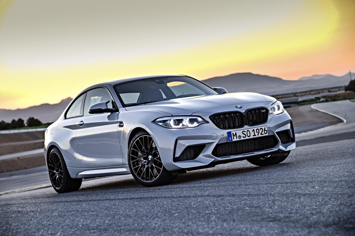 Bmw X3 2018 Pricing >> Heart transplant: BMW M2 Competition gets M4's twin-turbo six - ForceGT.com