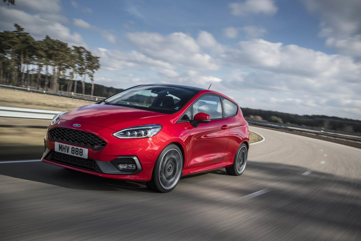 all new ford fiesta st confirmed for australia in 2019. Black Bedroom Furniture Sets. Home Design Ideas