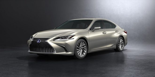 Sharper, roomier Lexus ES arrives as hybrid-only offering