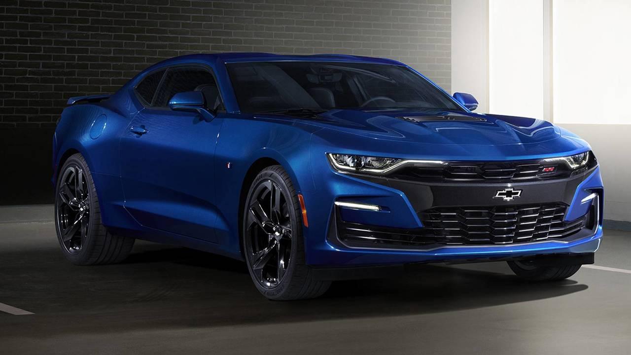 Aussie Bound 2019 Chevrolet Camaro Unveiled Forcegt Com
