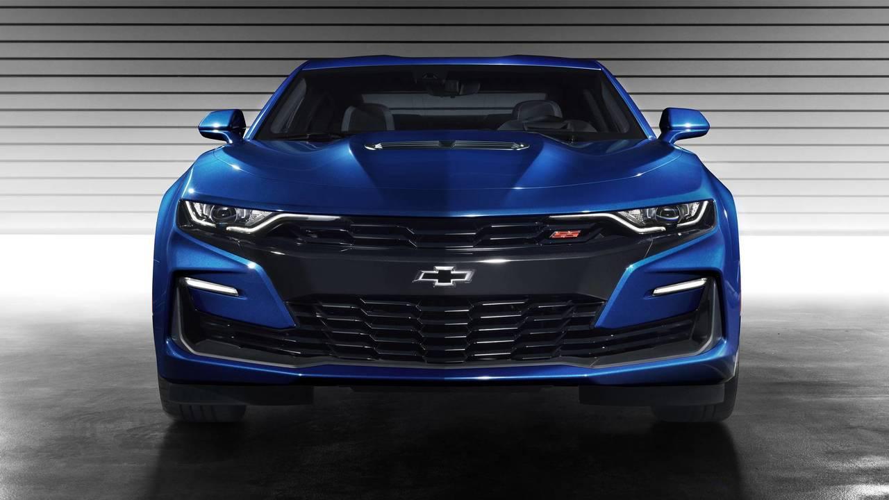 Aussie-bound 2019 Chevrolet Camaro unveiled - ForceGT.com