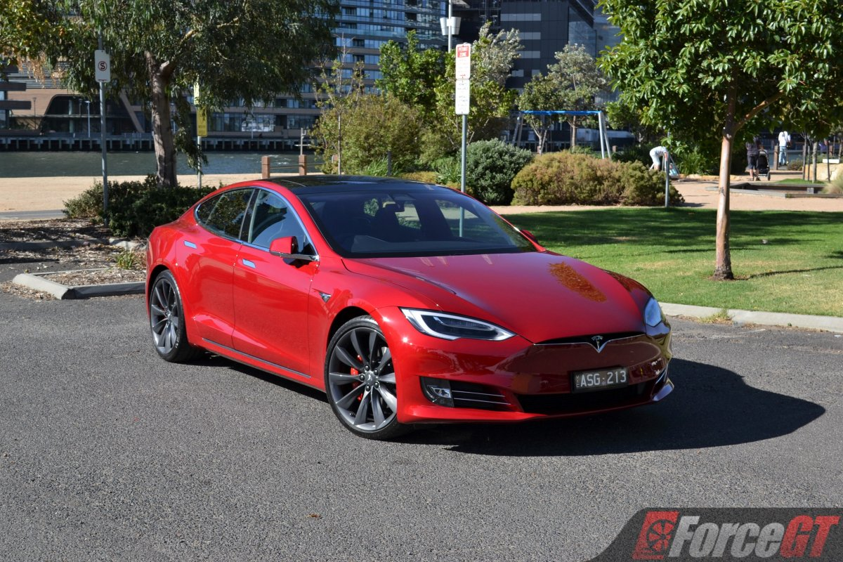 2018 Tesla Model S P100d Review Forcegt Com
