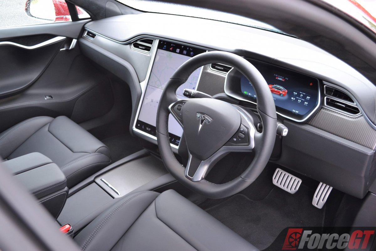 2018 Tesla Model S P100D Review - ForceGT.com