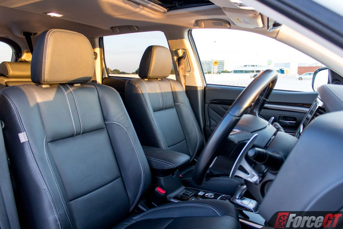 2018 Mitsubishi Outlander PHEV Review - ForceGT com