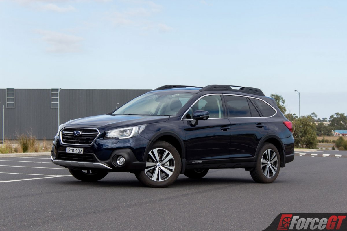 2018 Subaru Outback 2 5i Premium Review Forcegt Com