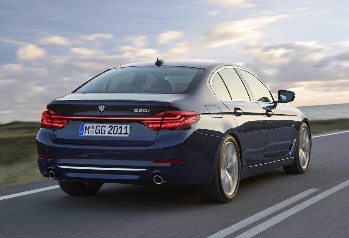 Is This The Next-generation 2019 BMW 3 Series?