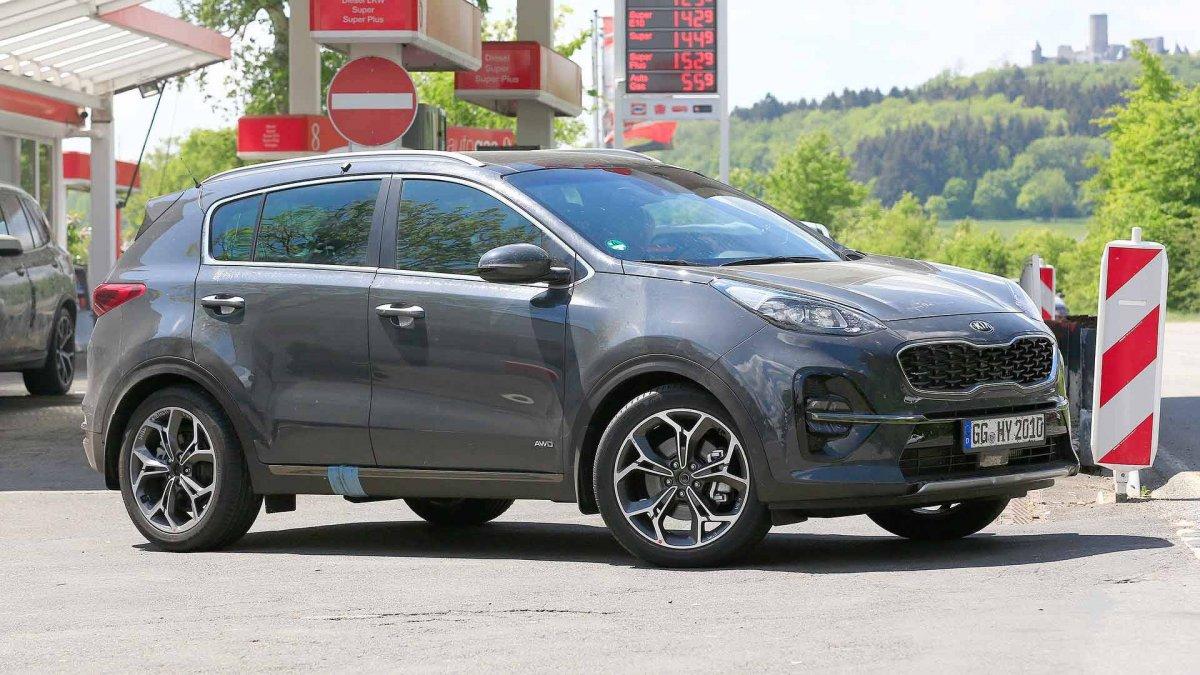 updated 2019 kia sportage to offer mild-hybrid diesel