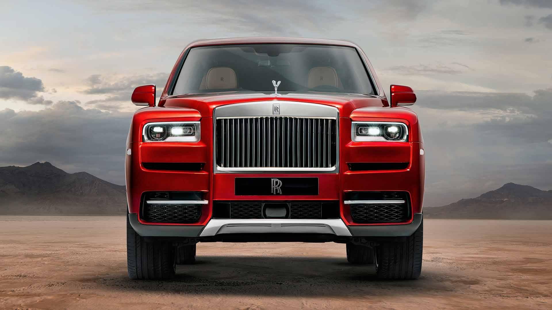 Official 420kw Rolls Royce Cullinan Joins Luxury Suv Race