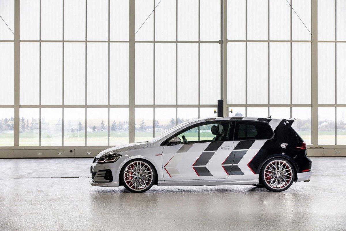 volkswagen golf gti next level concept-side-3 - ForceGT.com