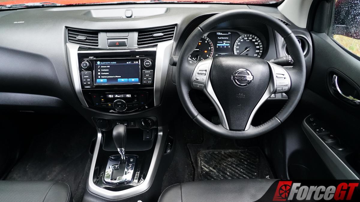 2018 Nissan Navara Interior - ForceGT.com