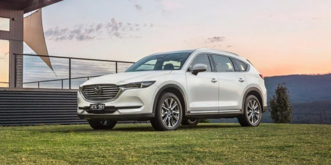 Mazda CX-8 adds petrol variant and sub-$40k entry price