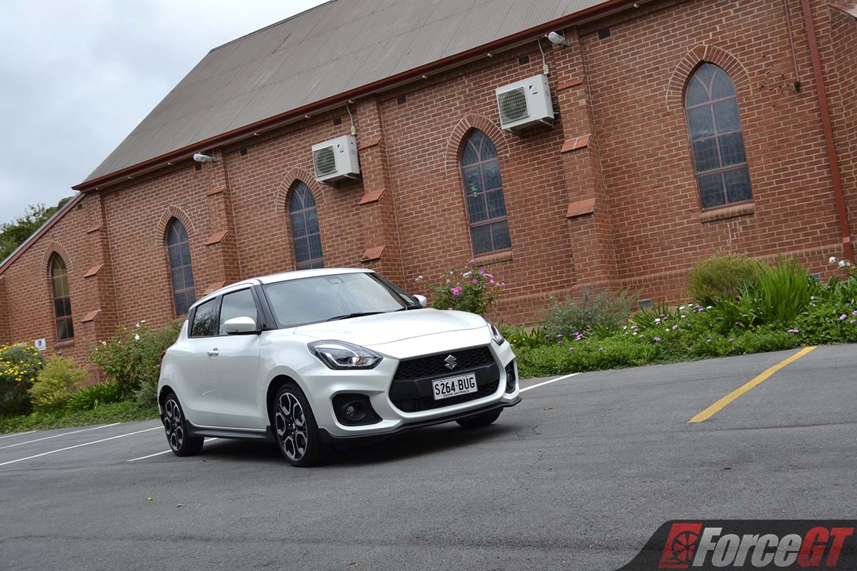2018 Suzuki Swift Sport Review Forcegt Com