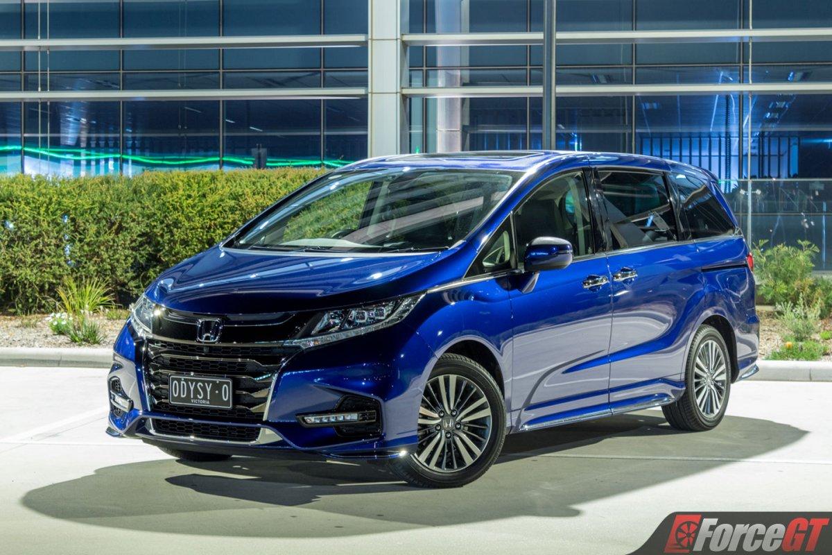 2018 Honda Odyssey Vti L Review Forcegt Com