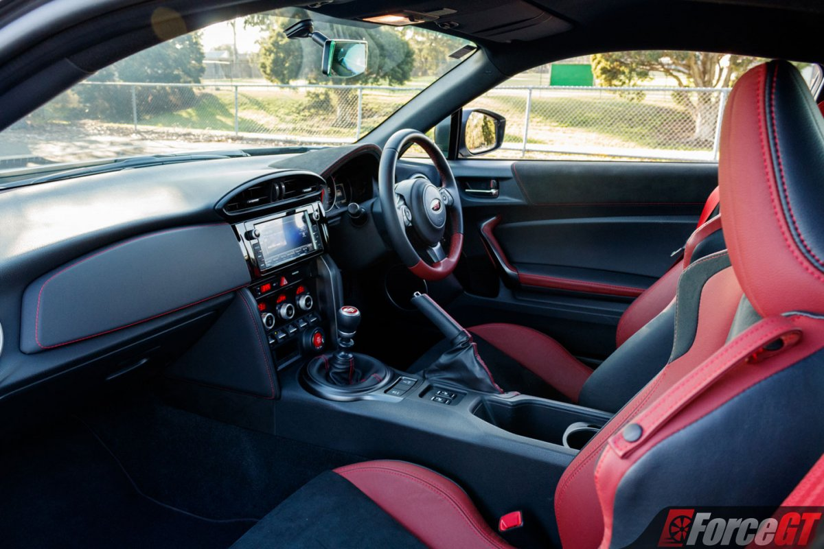 2018 Subaru Brz Ts Review Tuned By Sti Forcegt Com