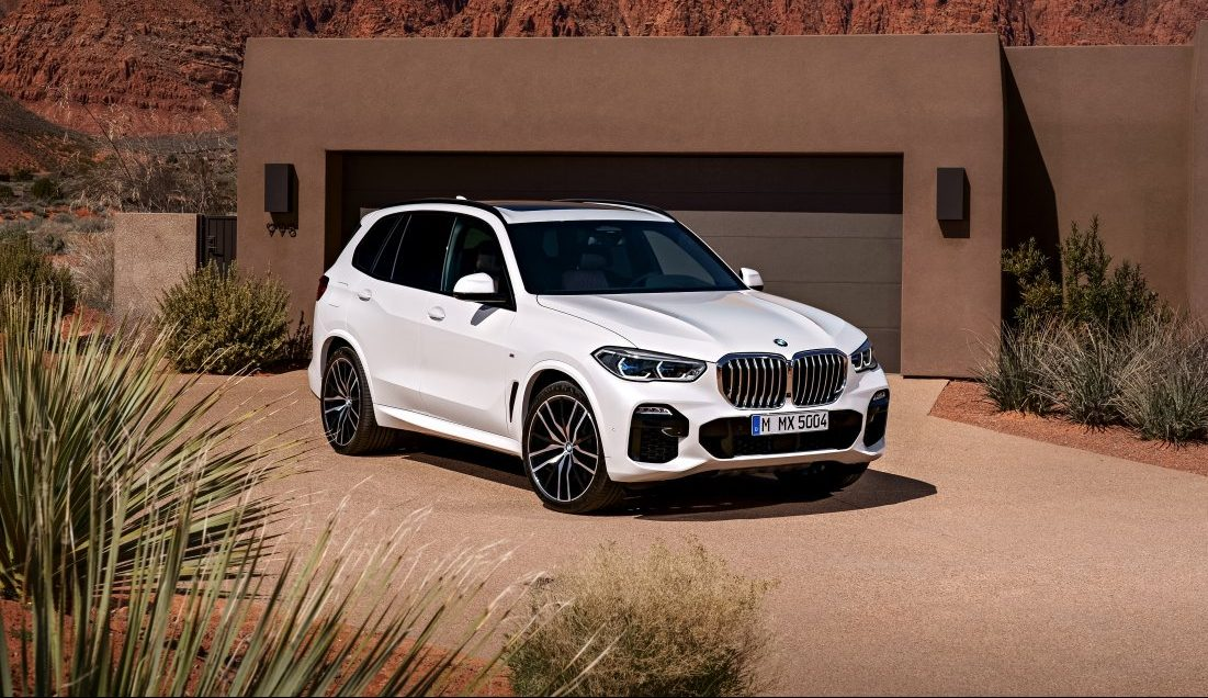 2019 Bmw X5 Launches In Australia With Xdrive30d And M50d