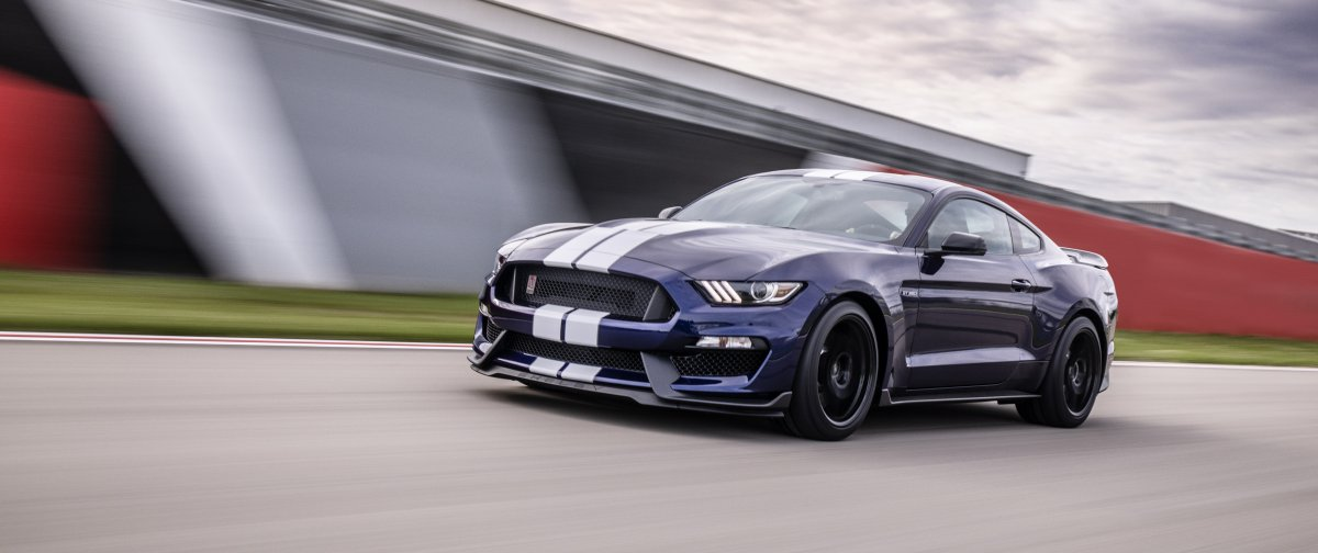 Meaner and faster for 2019 Ford Mustang Shelby GT350 ...