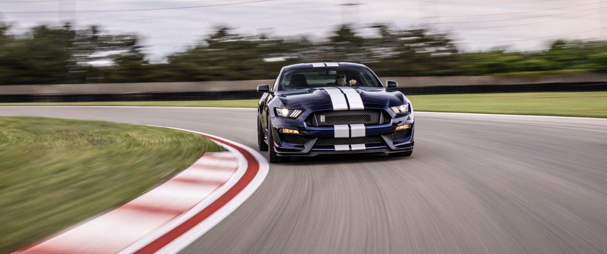 Meaner And Faster For 2019 Ford Mustang Shelby Gt350