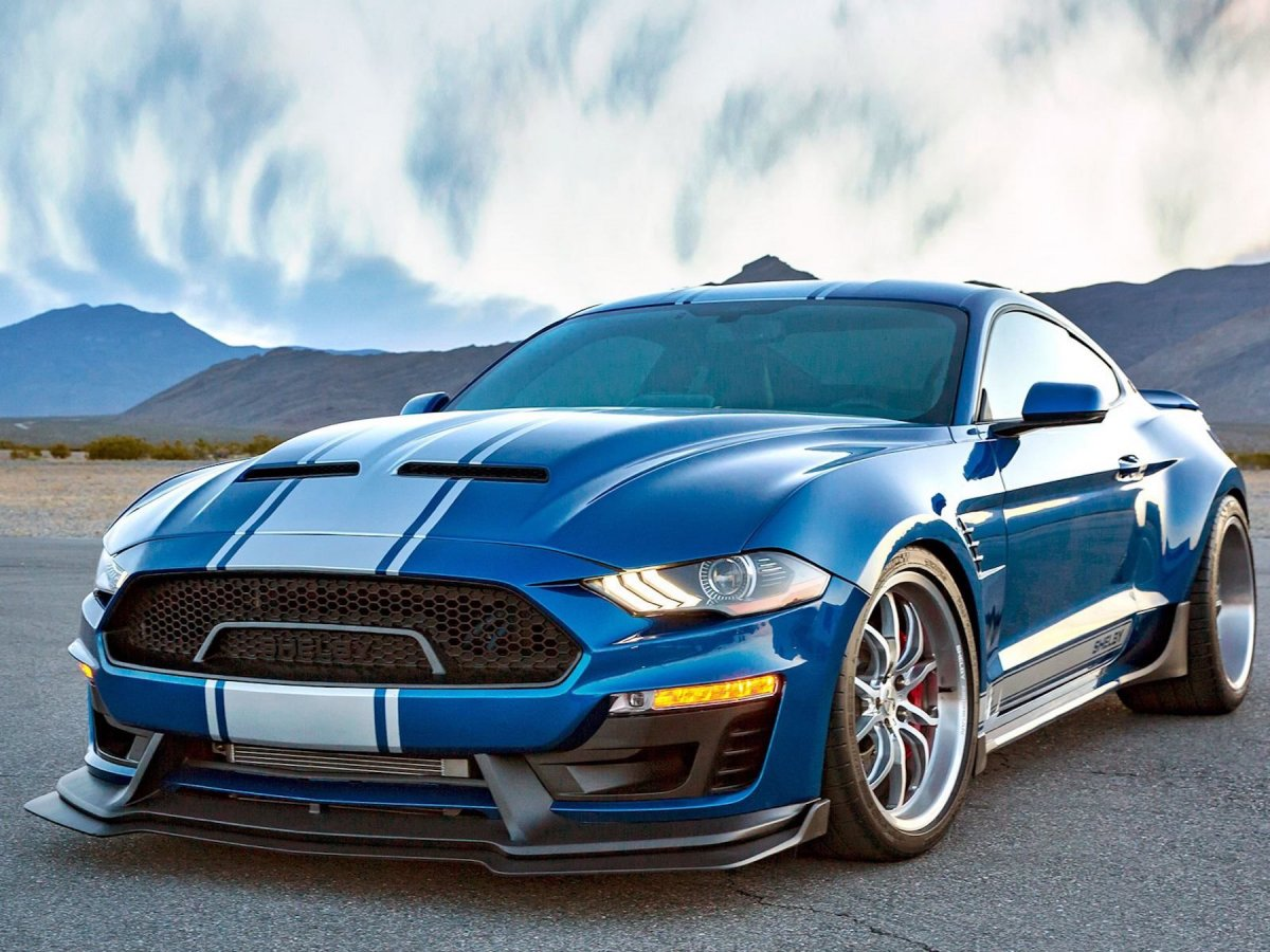 2018 Ford Shelby Super Snake revealed - 597kW supercharged ...